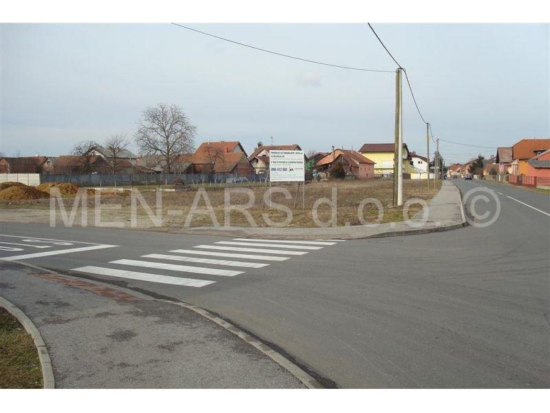 zemljište prodaja Pribislavec 1035m2