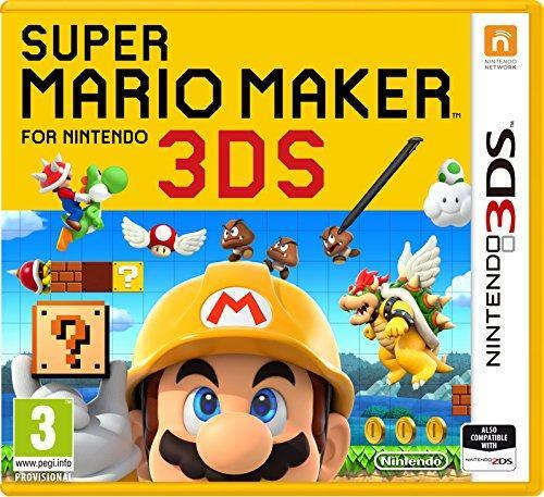 Igra za NINTENDO 3DS Super Mario Maker