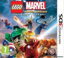 Lego Marvel Super Heroes Nintendo 3D igra,novo u trgovini