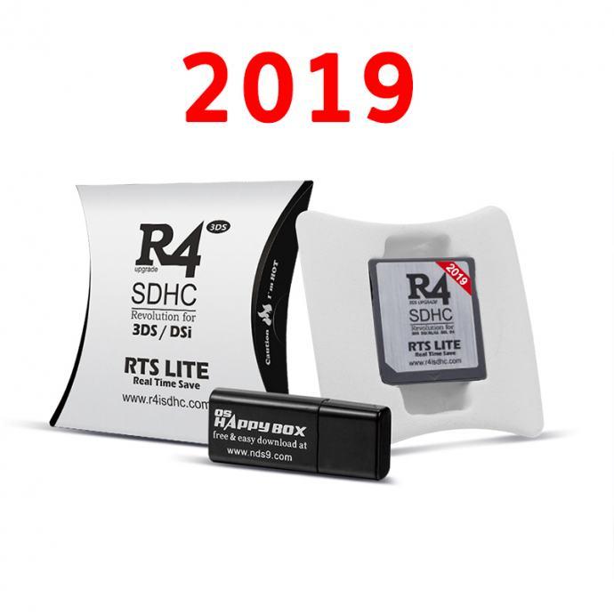 Nintendo R4 Linker 2019 PRO za 2/3DS-XL/ DSi /DS,novo u trgovini