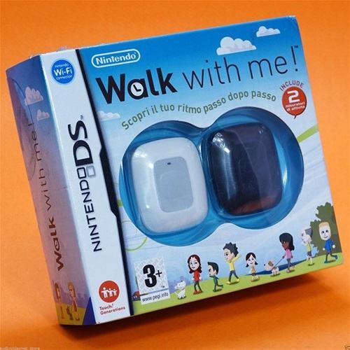Nintendo Walk With Me!