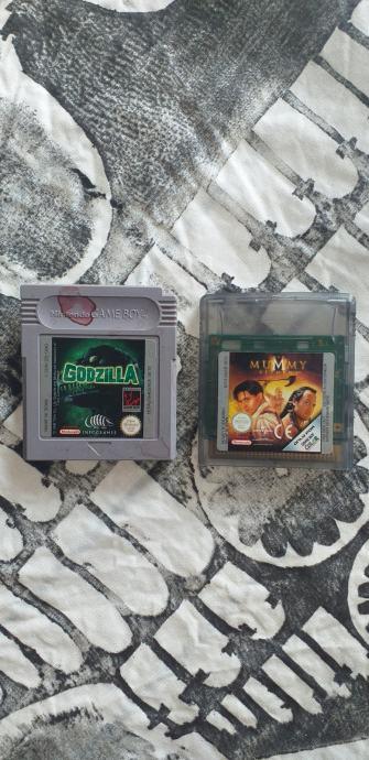 Gameboy igra