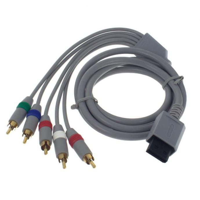 Komponentni kabel za Nintendo Wii-Wii U,novo u trgovini,račun