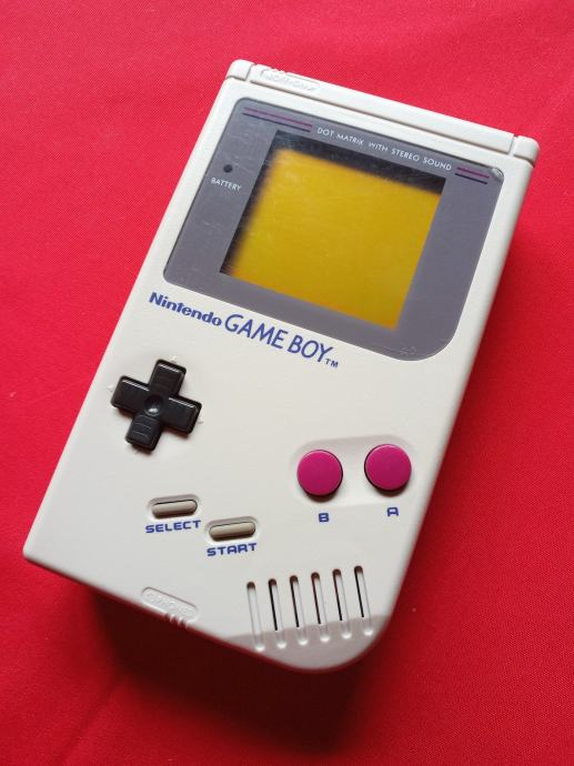 Nintendo Game Boy Classic DMG-01