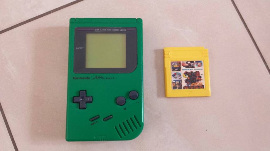 Nintendo Game Boy Classic Special Edition