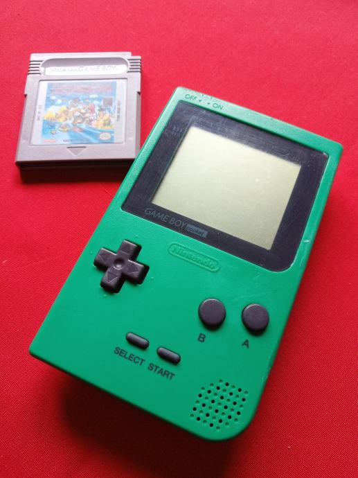Nintendo Game Boy Pocket (Gameboy, GBP) MGB-001