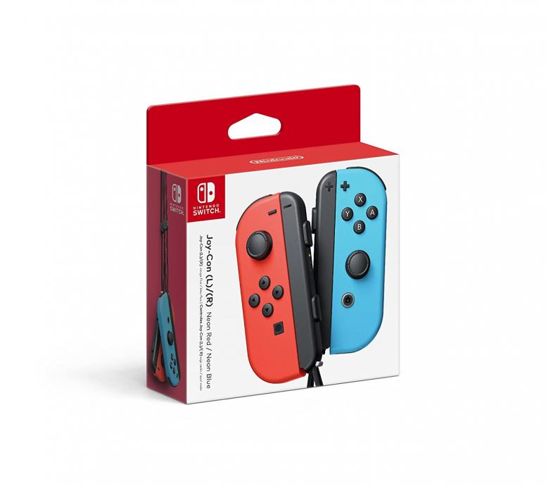 Nintendo Switch Joy-Con kontroleri (plavi - crveni) novo