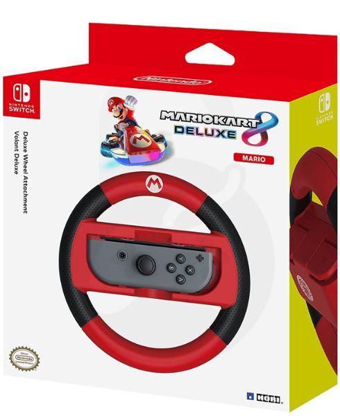 Nintendo Switch Joy-Con Mario Kart 8 Deluxe MARIO,volan,TRGOVINA,NOVO!