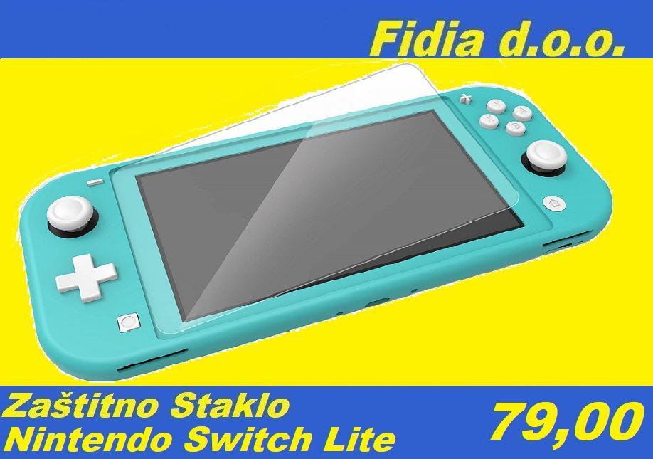 ⭐️⭐️ Nintendo Switch Lite - Tempered Glass - zaštitno staklo⭐️⭐️