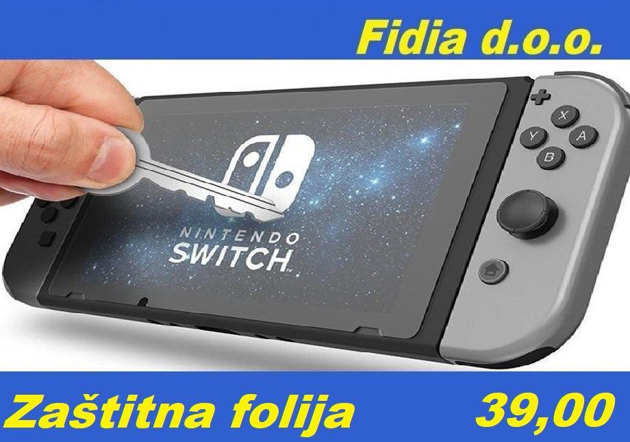 ⭐️⭐️ Nintendo Switch  - zaštitna folija ⭐️⭐️
