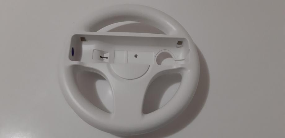 Nintendo Wii volan, novo, nekorišteno!