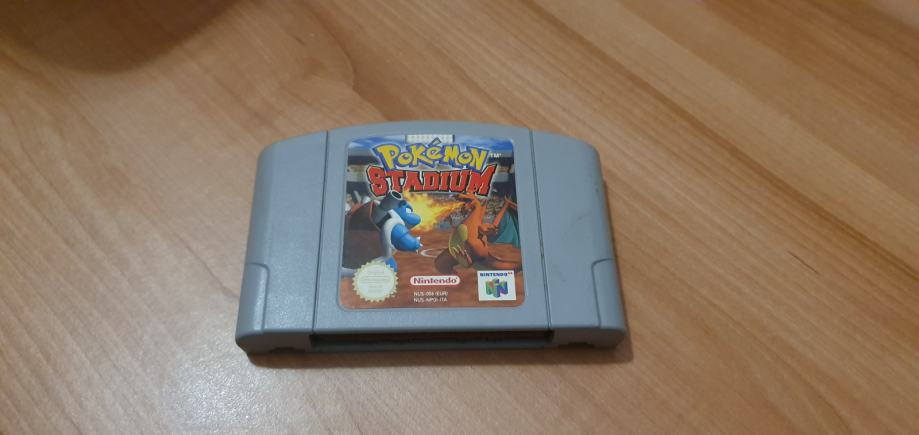 Pokemon Stadium 64