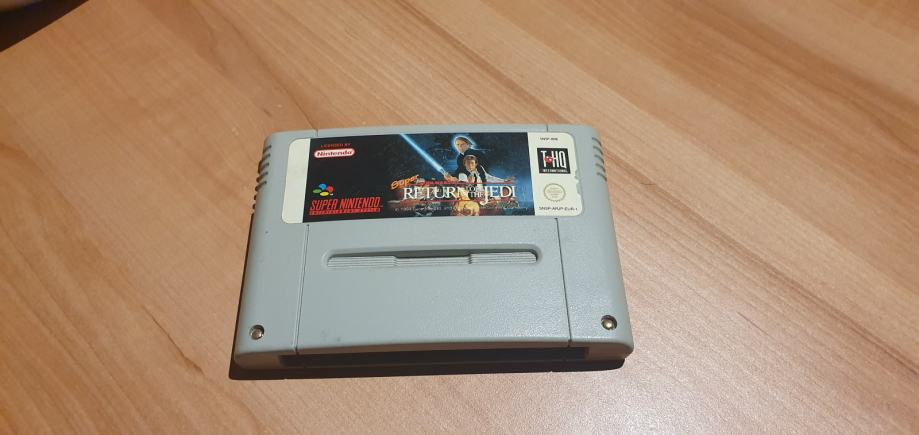 Return of the Jedi SNES