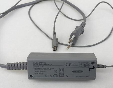 Strujni adapter 4.75V DC 1.6A Model Nintendo WUP-011(EUR) Wii