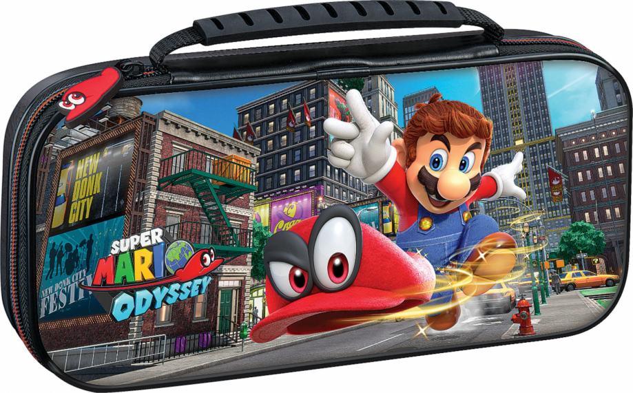 Torbica za Nintendo Switch Super Mario Odyssey Edition,novo,račun