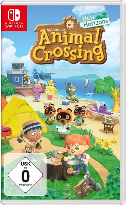 Animal Crossing - Nintendo Switch - NS