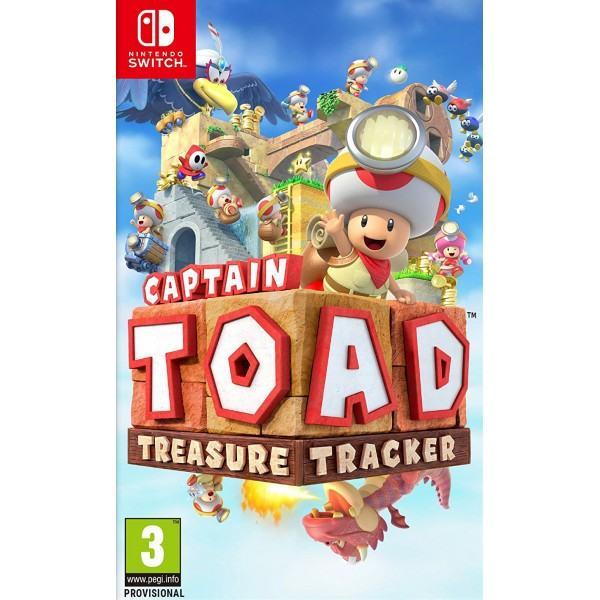 Captain Toad: Treasure Tracker Nintendo Switch,novo u trgovini,račun