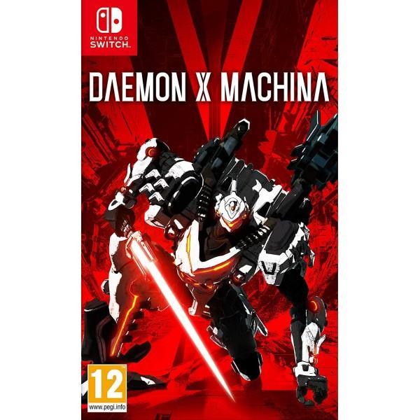 Daemon X Machina Nintendo Switch igra,novo u trgovini,račun