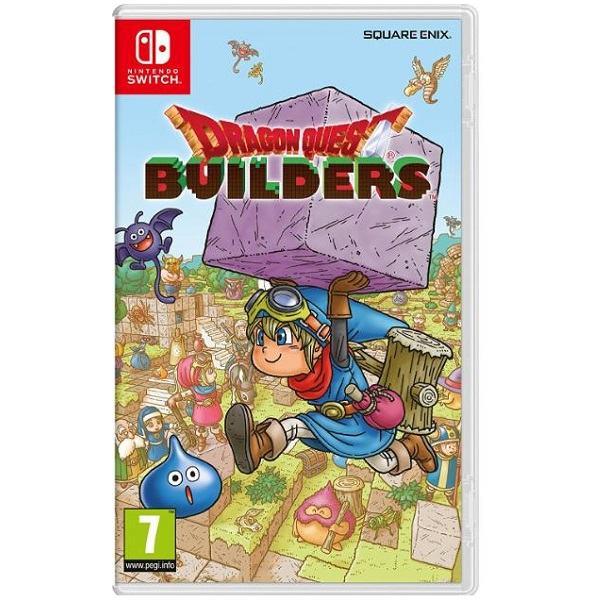 Dragon Quest Builders  Nintendo Switch igra,novo u trgovini,račun