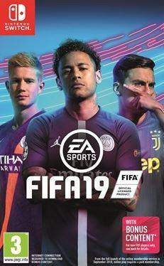 FIFA 19,Nintendo Switch,NOVO!