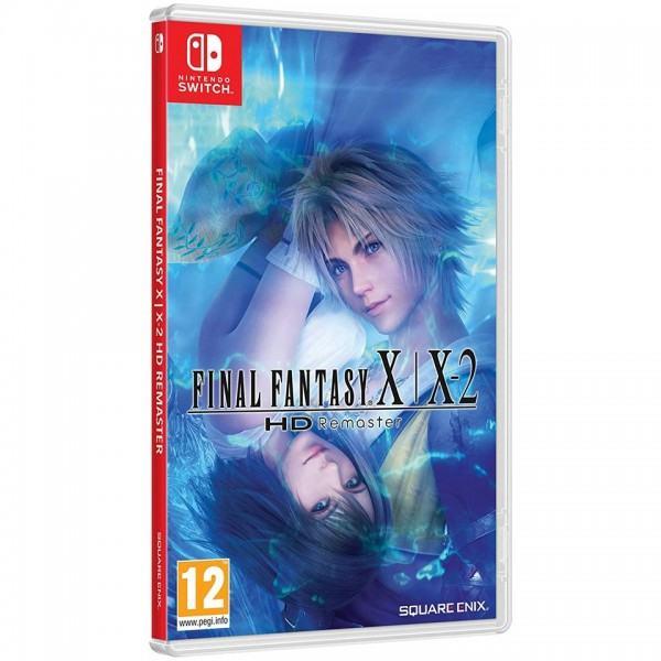 Final Fantasy X/X-2 HD Remaster Switch,novo u trgovini,račun