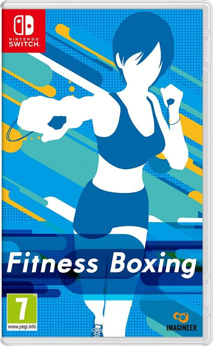 Fitness Boxing - NS - Nintendo Switch