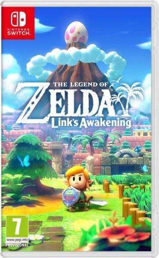 Nova igra The Legend of Zelda Link's Awakening novo, povoljno.