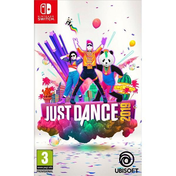Just Dance 2019 Nintendo Switch igra,novo u trgovini,račun AKCIJA !