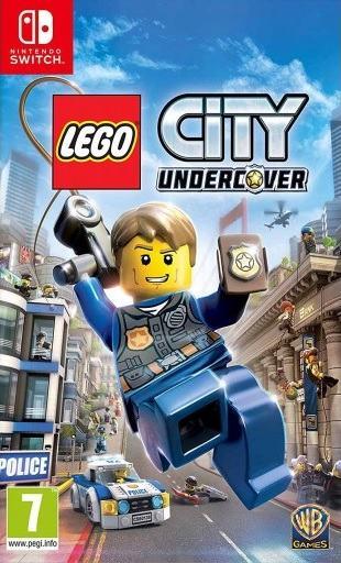 Lego City Undercover Nintendo Switch,novo u trgovini,račun