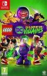 Lego DC Super Villains Nintendo Switch igra,novo u trgovini,račun
