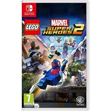 Lego Marvel Super Heroes 2 Nintendo Switch,novo u trgovini,račun