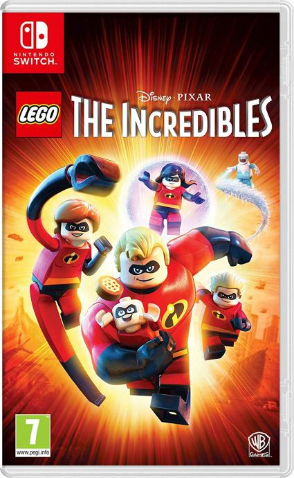 Lego The Incredibles - NS - Nintendo Switch
