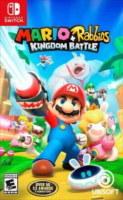 Mario + Rabbids Kingdom Battle - Nintendo Switch igra