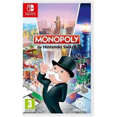 Monopoly Nintendo Switch igra,novo u trgovini,račun