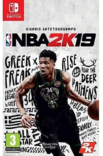 NBA 2K19 Nintendo Switch igra,novo u trgovini,račun AKCIJA !