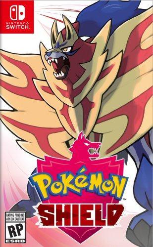 Pokemon Shield Nintendo Sw. igra,novo u trgovini,račun,dostupno odmah!