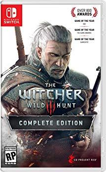 The Witcher 3 Wild Hunt Complete Edition Switch,račun Dostupno odmah !