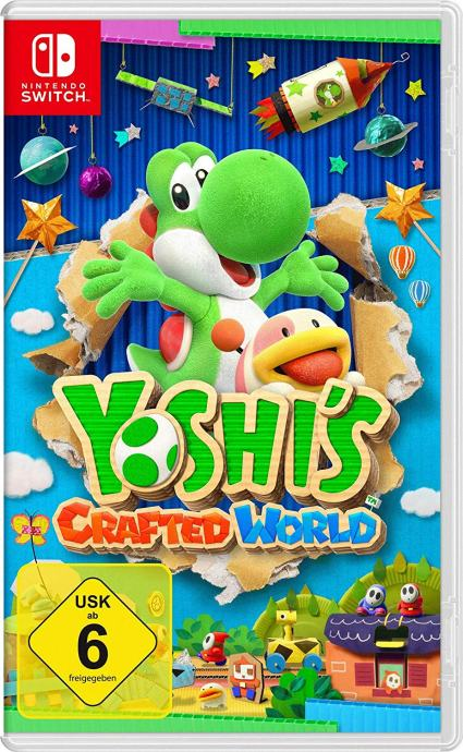 Yoshi's Crafted World - Nintendo Switch - NS