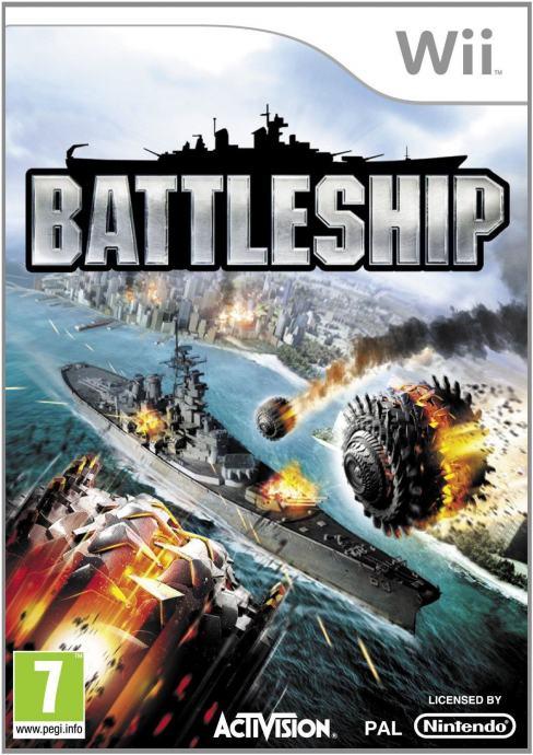 Battleship Nintendo Wii igra,novo u trgovini,račun