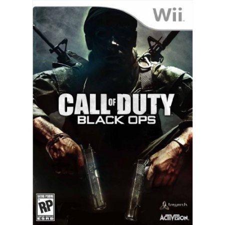 Call of Duty Black Ops Nintendo Wii igra,novo u trgovini,račun