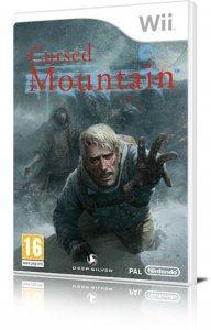 Cursed Mountain Nintendo Wii igra,novo u trgovini,račun