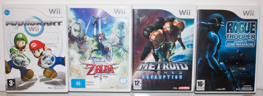 Nintendo Wii igre