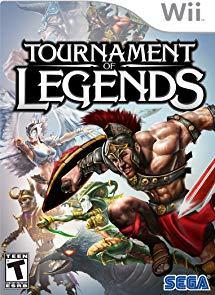 Tournament Of Legends Nintendo Wii igra,novo u trgovini,račun