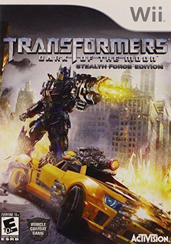 Transformers: Dark of the Moon Nintendo Wii igra,novo u trgovini,račun