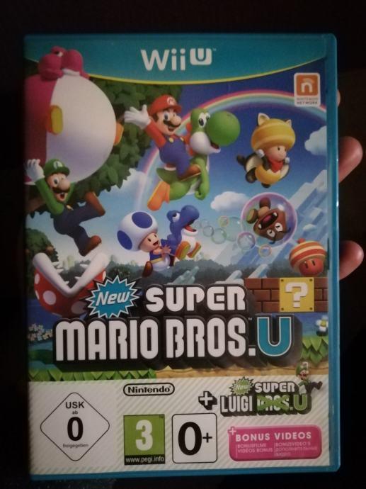 Super Mario Bros. U za Wii U