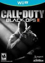 Call of Duty: Black Ops II NINTENDO Wii U igra,novo u trgovini,račun