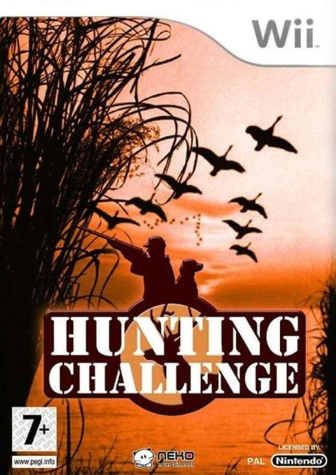 HUNTING CHALLENGE Wii