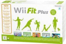 Nintendo Wii BALANCE BOARD + Igra Wii Fit Plus, bijela,novo u trgovini
