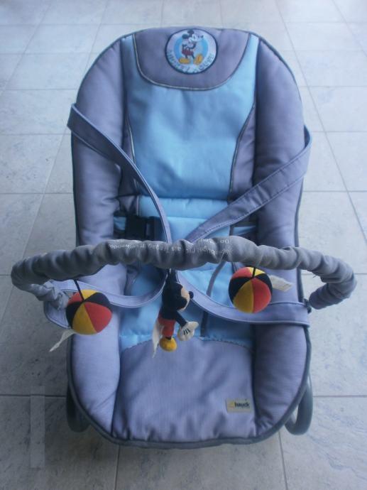 Dječja ležaljka 3 položaja