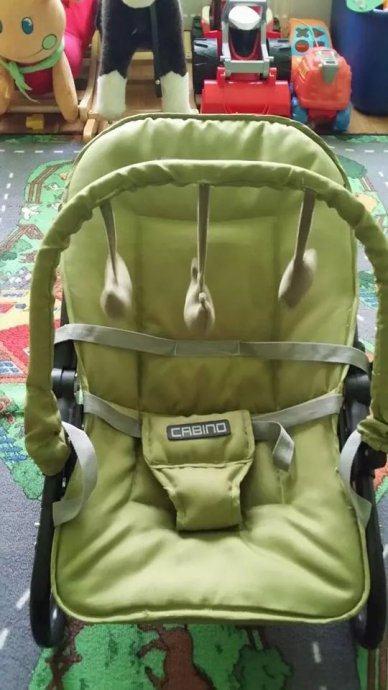 Lezaljka za bebe